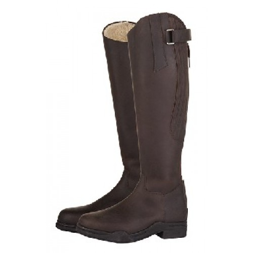 timeless design bf61c 9a62e HKM Lederreitstiefel Winterreitstiefel COUNTRY ARCTIC ...