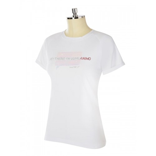 Animo Damen T-Shirt FAILY Hex there I`m using ANIMO