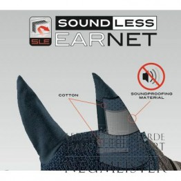EQUILINE Fliegenohren SOUNDLESS EARNET