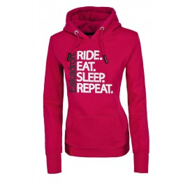 ESKADRON FANATICS Hoodie BELLA - Ride Eat Sleep Repeat HW2018